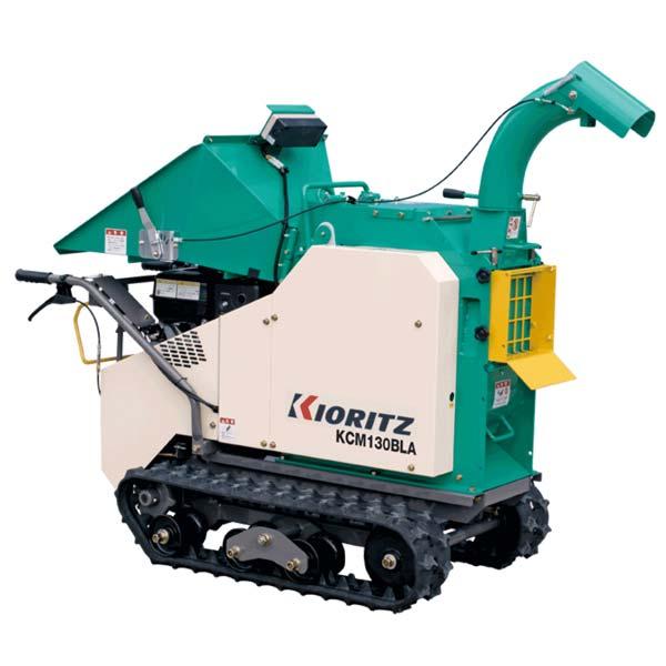 【共立/KIORITZ】ウッドチッパー KCM130BLA セル付[粉砕機/カッター/チッパー/シュレッダー]