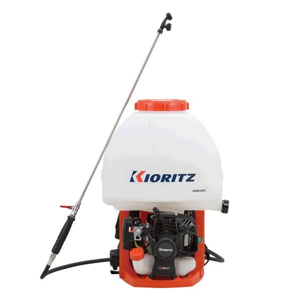 【KIORITZ/共立】背負動力噴霧器 SHRE225G[エンジン/噴霧器/動噴/防除機]