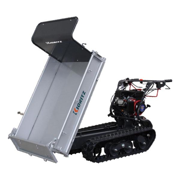 【KIORITZ/共立】クローラ運搬車『NKCG95AD-JV』 最大作業能力350kg/大箱・油圧ダンプ, HEARTWAVE:19b71386 --- officewill.xsrv.jp