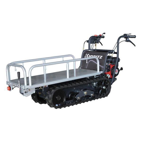 【最安値挑戦!】 【KIORITZ/共立】クローラ運搬車『NKCG39-V』 最大作業能力250kg/うね間作業車, 家電のタンタンショップ プラス 914d9bec