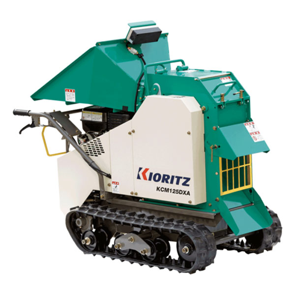 【KIORITZ/共立】ウッドチッパー『KCM125DXABP』 竹粉砕仕様[シュレッダー 粉砕機 カッター]