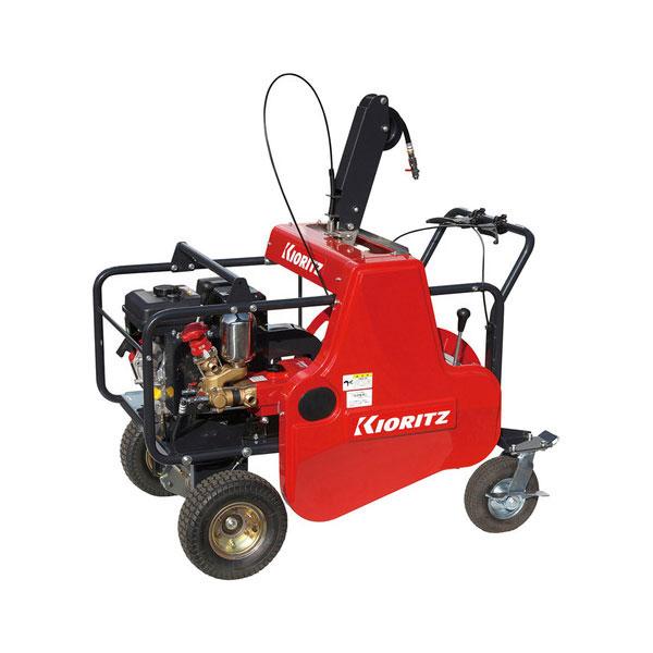 【KIORITZ/共立】自走式キャリー動噴『VSC357F-8/130』 ガソリンエンジン/自走タイプ[セット動噴 動力噴霧機] 動力噴霧機], 豊上モンテリア:0b325898 --- officewill.xsrv.jp