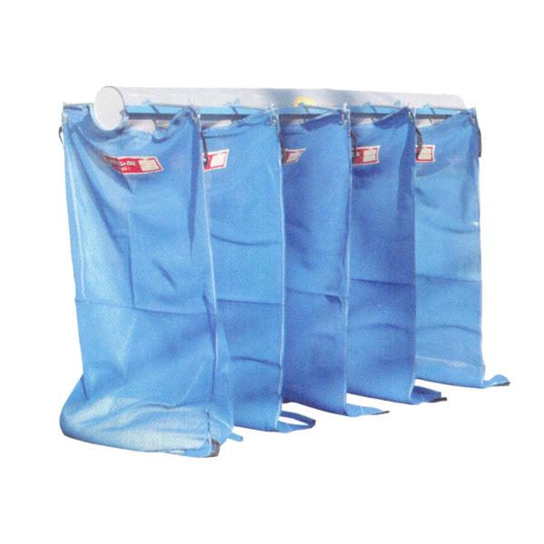 【田中産業】ヌカロンホルダー『UN-5(5袋用)』 ※袋別売り[籾殻 籾摺り機]