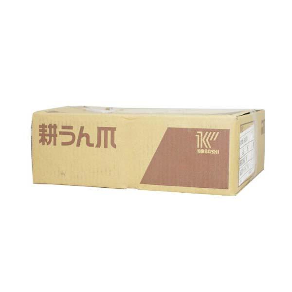 【KOBASHI】コバシ純正 ML200S, ML201S, MLD200S, MLD201S 用 ゼット爪[ホルダータイプ トラクター 耕うん爪]