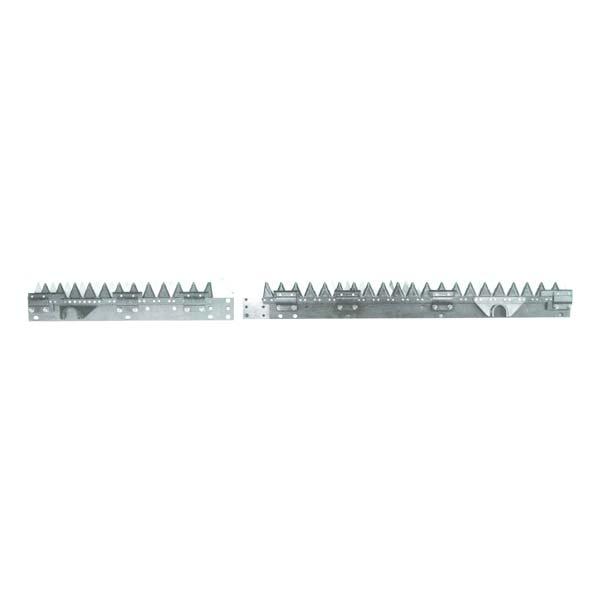 [皆川農器製] 用 【YANMAR】ヤンマー GC70 コンバイン刈刃 1台分セット