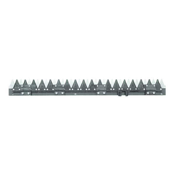 【KUBOTA】クボタ コンバイン刈刃 ER215, ER217, ER220 用 1台分セット [皆川農器製]