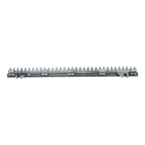 【ISEKI】イセキ コンバイン刈刃 HA60, HA560 用 1台分セット [皆川農器製]