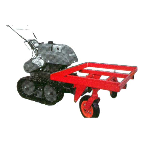 【OREC/オーレック】小型除雪機 スノークリーン SGW802専用オプション部品『運搬用キャリアー』[ユキオスタイプ スノーグレーダー]