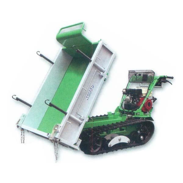 【ATEX/アテックス】小型クローラ運搬車 『XG350DH』[油圧ダンプ]