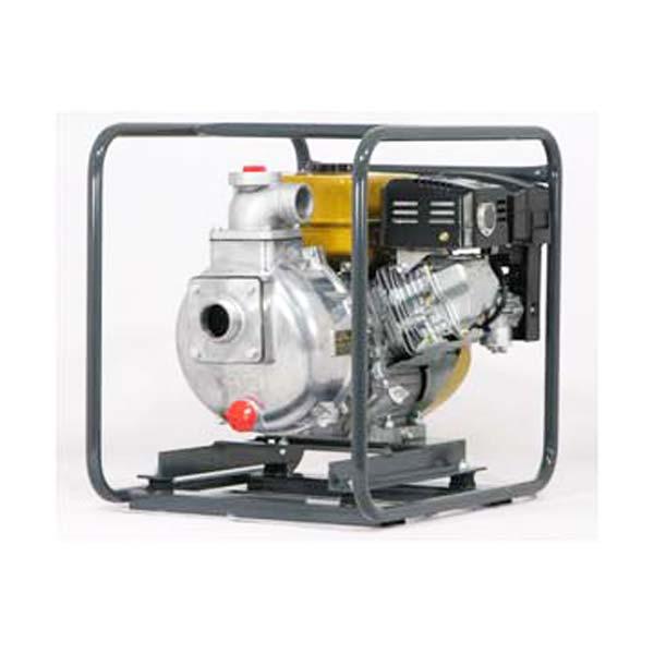 【マツサカエンジニアリング】高圧ポンプ『QP-T205SLT』 2インチ[4サイクルエンジン エンジンポンプ]