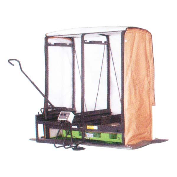 【TAISHO/タイショー】スチーム発芽器『ICX-120』 単相100/200Vタイプ[育苗器]
