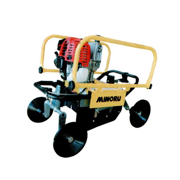 【MINORU/みのる産業】高設ベッド耕うん機 プチ耕耘機『MFA-5A』 耕うん幅 19cmタイプ[管理機 ハウス]