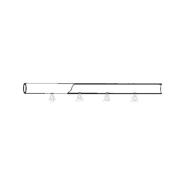 【MARUYAMA/丸山製作所】背負動力散布機アタッチメント 『カーペット噴頭 ナイロン』 散布幅 80m〈品番124061〉