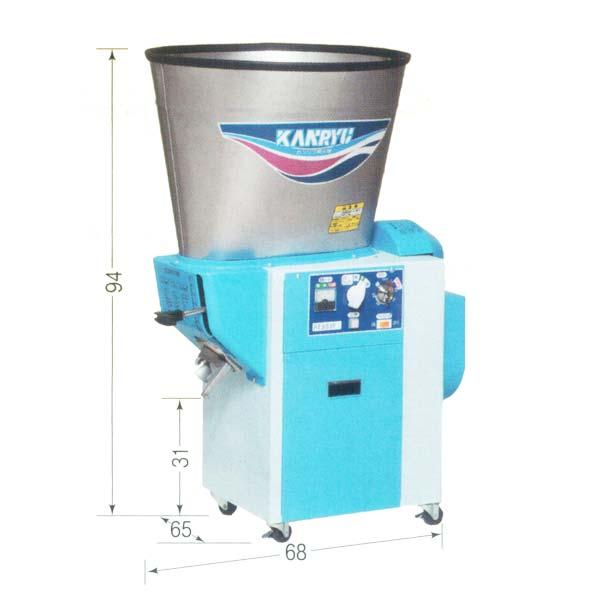 【KANRYU/カンリウ】循環型精米機 『RE333F』 籾すり精米対応タイプ