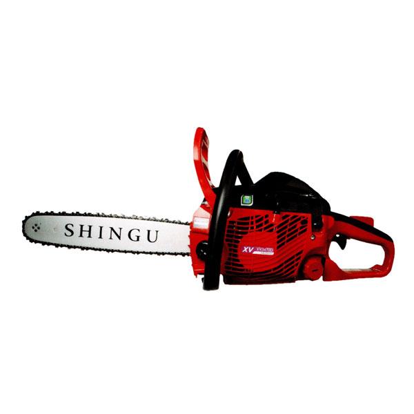 【SHINGU/シングウ】チェンソー 『XV3470D』 スプロケットノーズバー/35cm[チェーンソー]