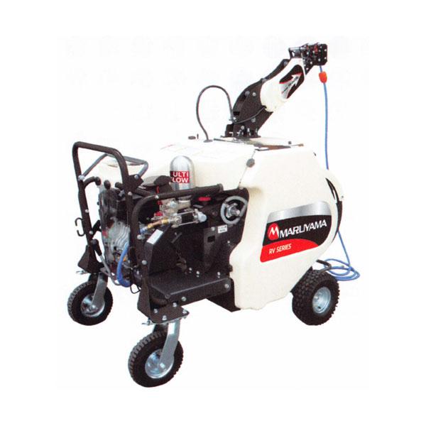 【MARUYAMA/丸山製作所】自走ラジコン動噴 『MSA615R4C-RV』 噴霧ホース Φ11.5×130m[防除 動噴]