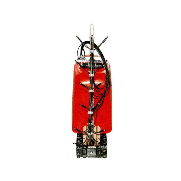 【KIORITZ/共立】クローラスプレーヤ用ノズル 『ムカデノズル CNM12』[防除 動力噴霧機 動噴]