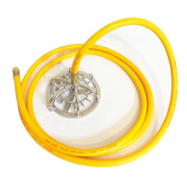 『ジェット水流撹拌器』 プロペラタイプ (高圧ホース3m付き)