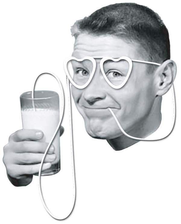 ★也做,并且眼镜麦管心是生活杂货/厨房宴会玻璃杯玻璃杯麦管/眼镜