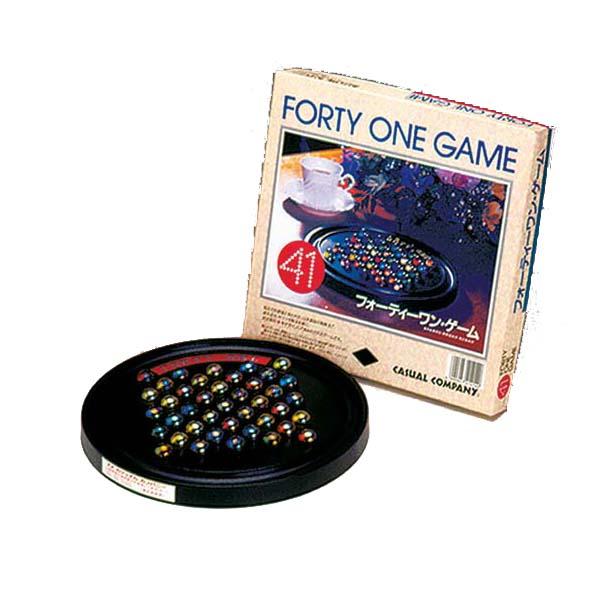 ボードゲーム パズルゲーム 流行 41ゲーム カジュアルカンパニー 激安卸販売新品 フォーティーワンゲーム