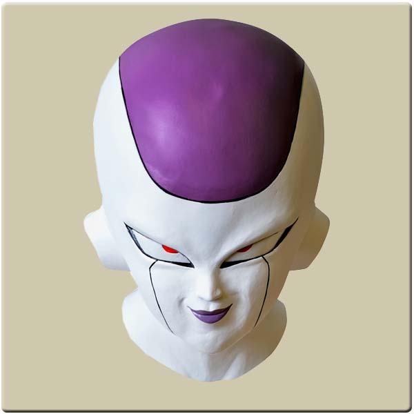 龙球启真面目面具: cospa: 乳胶面具