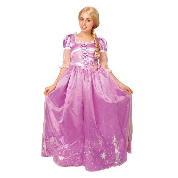 ラプンツェル・ドレスアップ:ルービーズ95080:コスチューム・女性用衣装・コスプレ・仮装hw16