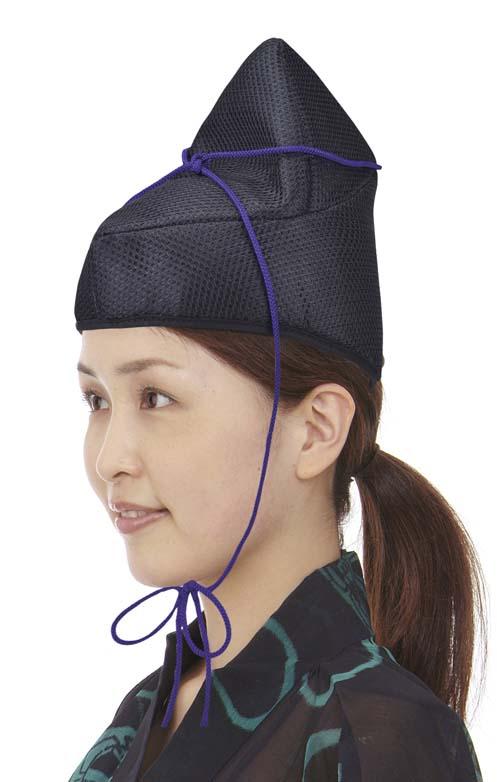 帽子完_MARUSOU:第3代年輕武士黑漆帽子眼睛共歷史劇eboshieboshi|日本樂天