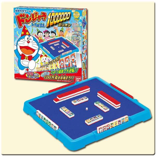 Play the memory game Don Jara Dora Doraemon 1,000,000-toys, toys, toys and family games-board games