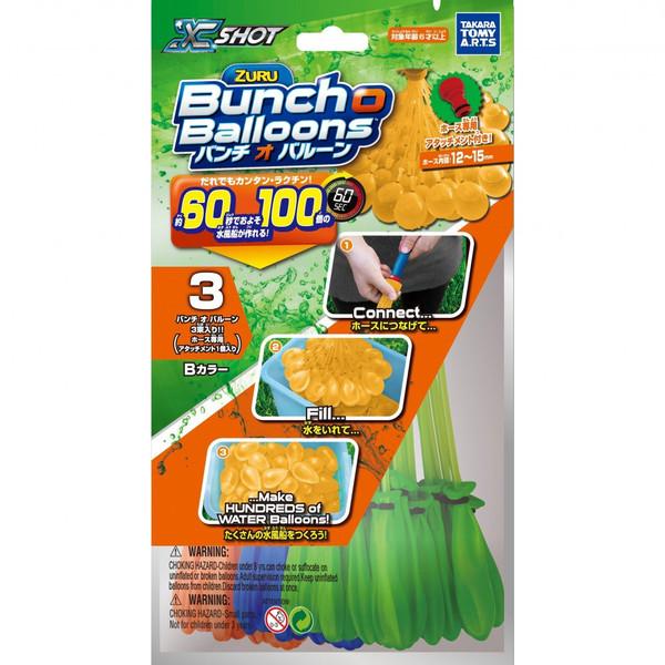 セール品 在庫限り Bunch O 驚きの価格が実現 送料無料激安祭 Balloons Bカラー〔タカラトミーアーツ〕 水風船 バンチオバルーン