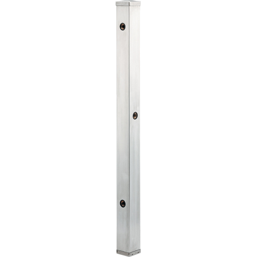 【送料無料】カクダイ ステンレス水栓柱(分水孔つき)//70角(品番:624-112)