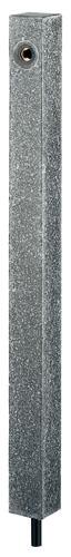【送料無料】カクダイ 水栓柱(人研ぎ・美濃黒石)(品番:624-152)