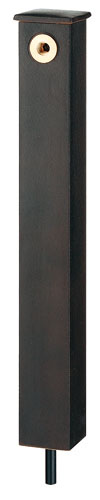 【送料無料】カクダイ 庭園水栓柱//砂鉄(品番:624-196)