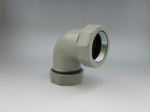 【送料無料】CK金属 コート 3管種兼用メカ CKMAジョイント CKMA-Hiロック(ロック付) エルボ 65A(2 1/2B)(品番:コート HI-MA L 65)