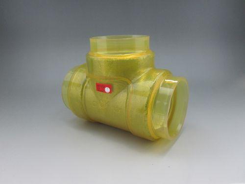 【送料無料】CK金属 プレシール 消火配管用外面透明被覆20K継手 HBゴールド チーズ 100A(4B)(品番:プレシール HBG T 100)
