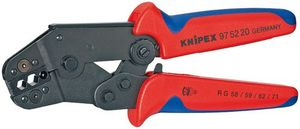 【送料無料】KNIPEX 圧着ペンチ(品番:9752-20)