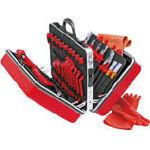 【送料無料】KNIPEX 絶縁工具セット(品番:989914)『4470168』