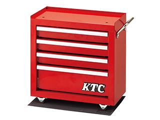 【送料無料】【納期:5営業日以内発送】KTC ミニキャビネット(4段4引出し)(品番:SKX0514)