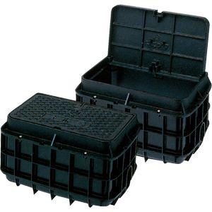 【送料無料】【納期:5営業日以内発送】前澤化成工業 量水器筐(底板なし) MB-25DN(品番:MB-25DN)『21938』