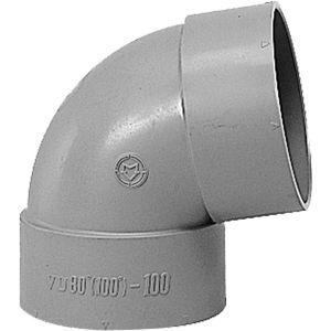 【送料無料】【納期:5営業日以内発送】前澤化成工業 排水用80度エルボ 100 100A(4B)(発注数:15)(品番:VU80L100)『70791』