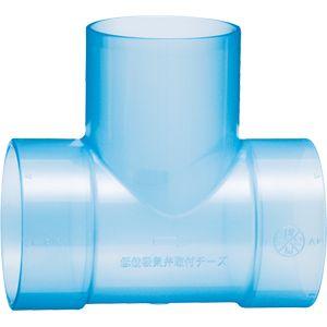 【納期:5営業日以内発送】前澤化成工業 低位吸気弁チーズ HBVL-T75S×50P透明 75A×50A(3B×2B)(発注数:12)(品番:HBVL-T75SX50P透明)『70880』
