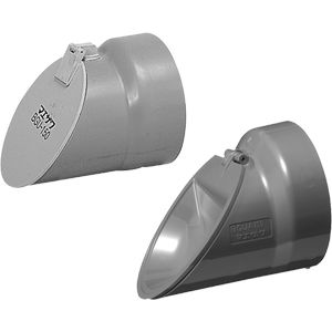 【送料無料】【納期:5営業日以内発送】前澤化成工業 防臭逆止弁(VU管用) BGUA200P 200A(8B)(品番:BGUA200P)『71431』