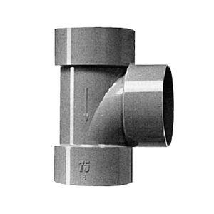 【送料無料】【納期:5営業日以内発送】前澤化成工業 DV継手 DT 65透明 65A(2 1/2B)(発注数:24)(品番:DT65透明)『77337』