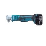 愛用 充電式アングルドリル(バッテリー、充電器、ケース付)(品番:DA350DRF):セルフメイド 18V 【送料無料】マキタ-DIY・工具