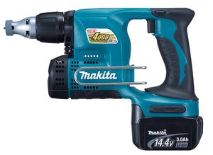 【送料無料】マキタ 14.4V 充電式スクリュードライバ(バッテリー、充電器、ケース付)(品番:FS440DRF)