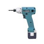 【送料無料】マキタ 充電式インパクトドライバ(バッテリー×2、充電器、ケース付)(品番:TD061DRAX)