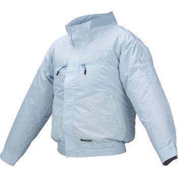 【即納】【送料無料】マキタ 充電式ファンジャケット ポリエステル 立ち襟モデル Lサイズ(品番:FJ204DZL)