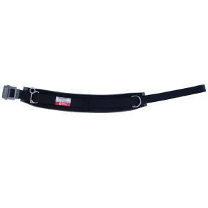 【送料無料】マーベル 柱上安全帯用ベルト(スライドバックルタイプ) 黒(品番:MAT-100WB)