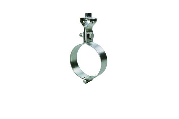 日栄インテック ステン鋳鉄吊バンドタン付 125A(品番:N-012187-125)『0012187125』