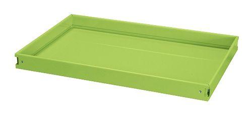 【メーカー取寄品(代引き決済時、要問合せ)】サカエ CSスペシャルワゴン用オプション棚板(品番:CSSA-96T)『523627』ワゴン