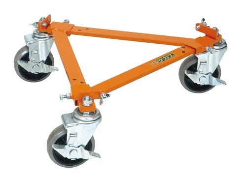【送料無料】【メーカー取寄品(代引き決済時、要問合せ)】サカエ ドラムキャリー(品番:DRC-1)『210686』荷役・運搬機器